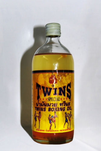 MUAY Boxing Liniment - Massage Thai Öl - 120ml