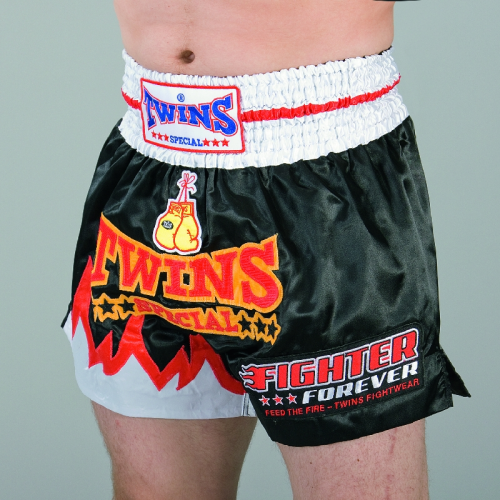 "TWINS  Shorts ""Fighter Forever"""