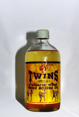 MUAY Boxing Liniment - Massage Thai Öl - 450ml