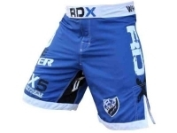 RDX MMA Shorts - Full Blue