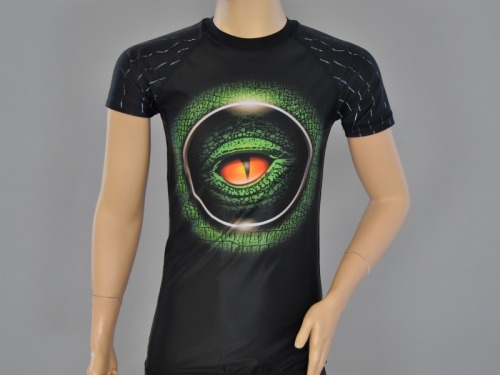 Rashguard -Alligator-